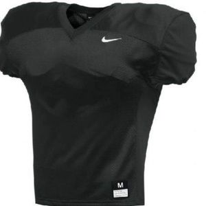 Nike Black Football 🏈 Practice Jersey lg